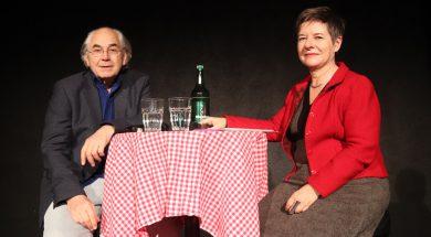 Claudia Nielsen zu Gast beim Tischgespräch