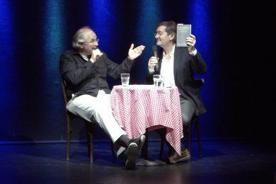 Hannes Britschgi befragt  Gian Trepp zu seinem neuen Buch  HOHE BERGE – ENGES TAL